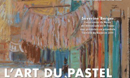 Conférence «L'art du Pastel de Degas à Redon»