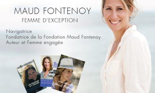 Conversation secrète avec Maud Fontenoy