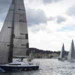 Au large de Saint-Tropez : 400 Nautiques