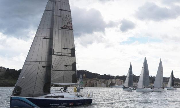 Report : Au large de Saint-Tropez : 400 et 900 Nautiques