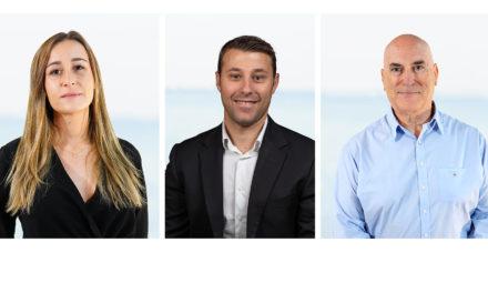 Trois nouveaux entrants au conseil municipal