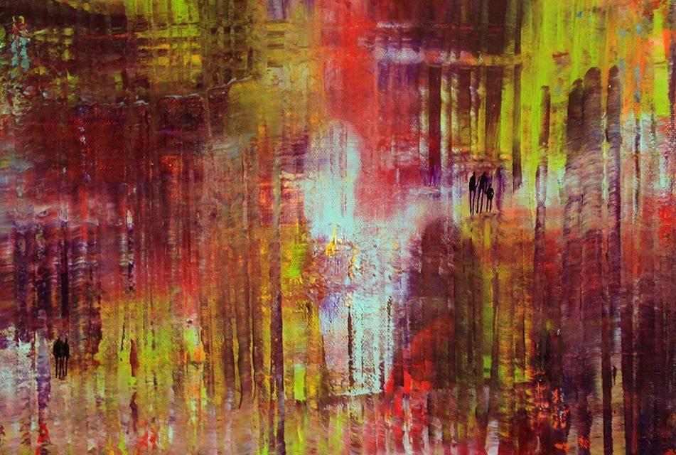 Exposition : Karin Tueta, les récits de la couleur