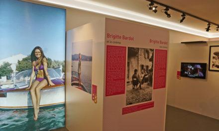 « Brigitte Bardot, un mythe de Saint-Tropez » au musée de la gendarmerie et du cinéma