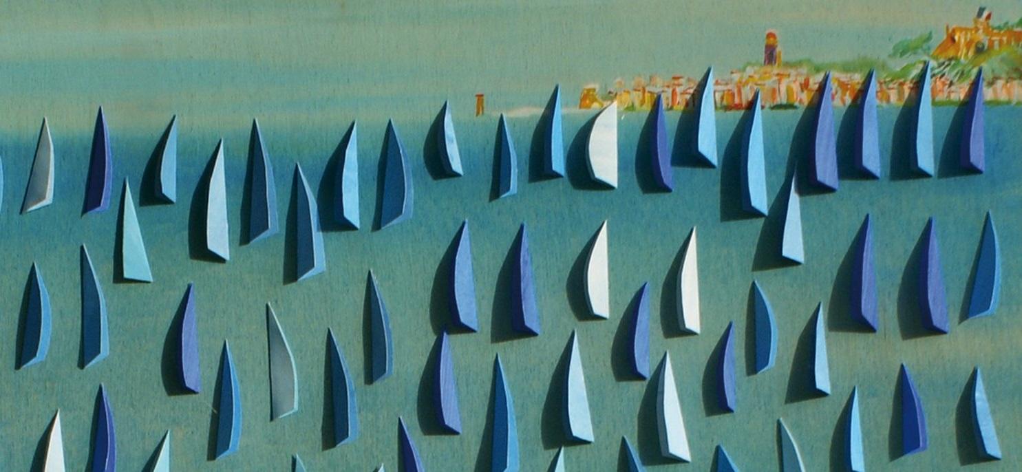 Artiste Peintre St Tropez rÉtrospective ivan hor : 50 ans de vie d'artiste a saint