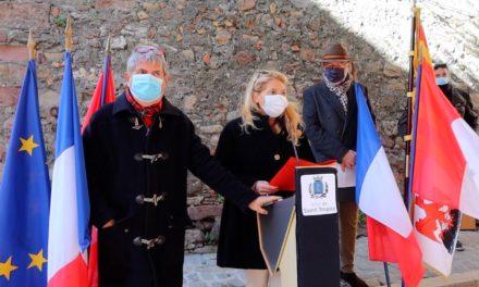 REFONDATION DE SAINT-TROPEZ : COMMEMORATION DU DEUXIEME ACTE