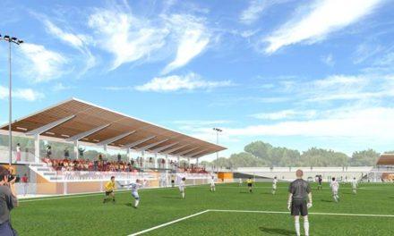 Nouveau stade : le début de la construction prévu cet automne