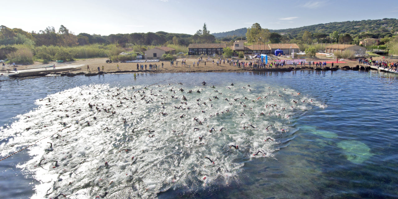 Saint-Tropez : le Triathlon