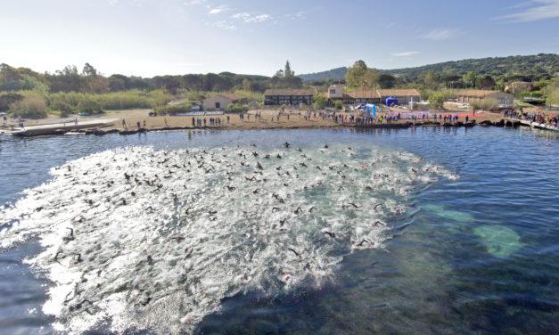 Saint-Tropez : le Triathlon