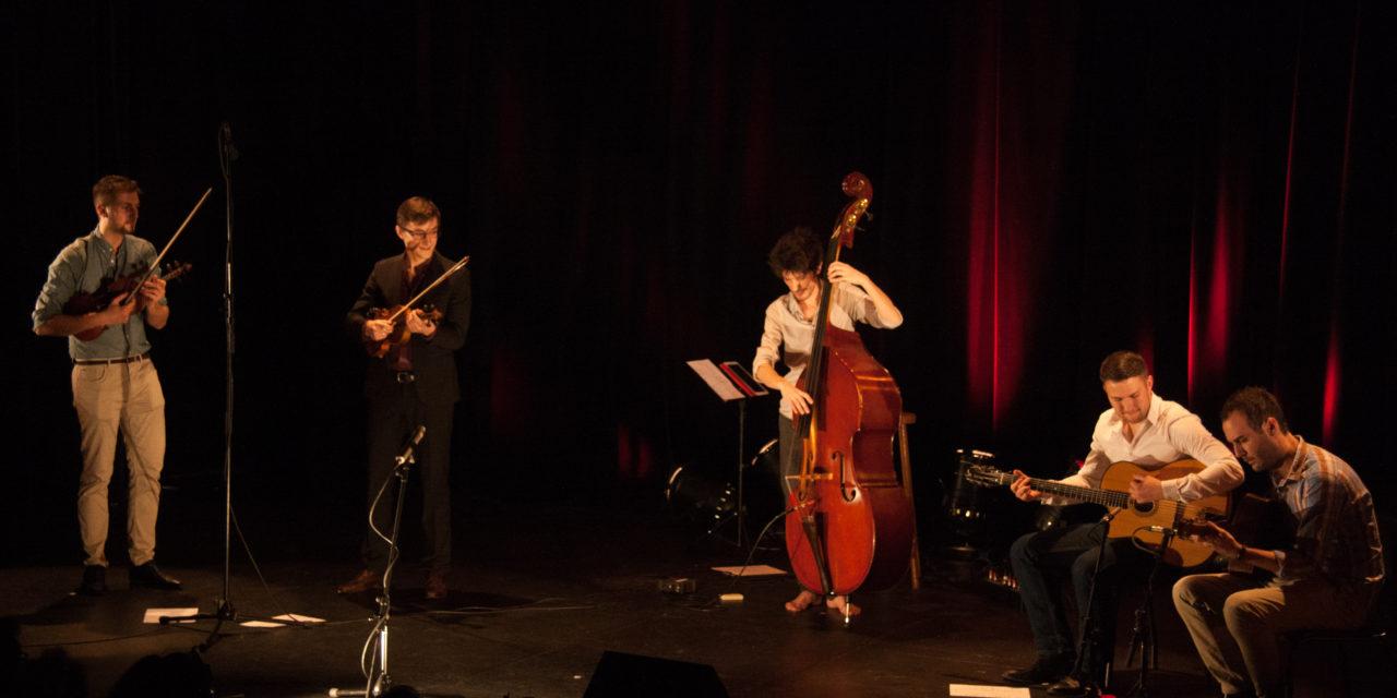 Soirées de la Pesquière : les 2F50 – jazz manouche