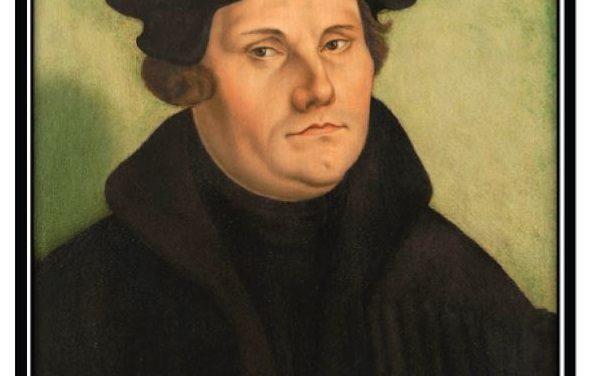 Conférence «Luther et la reforme» le 13 septembre