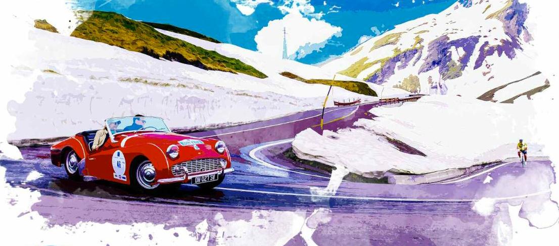 Rallye Megève – Saint-Tropez 2020
