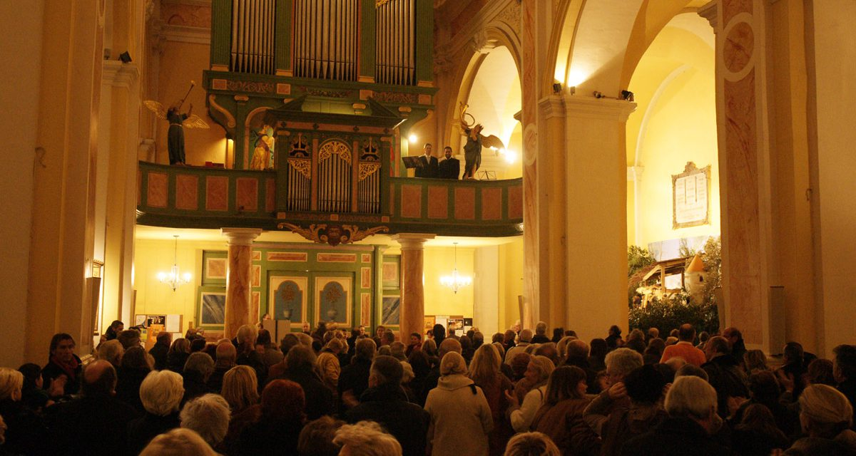 Concert d'orgue, Noël Fornari
