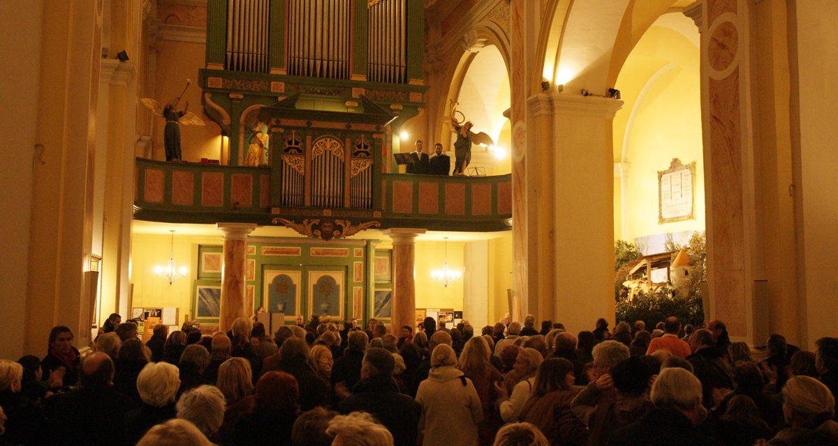 Récital d'orgue de Nathan LAUBE