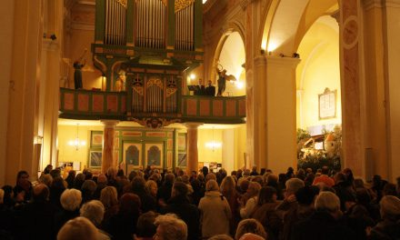 Récital d'orgue avec Olivier PERIN (Nancy)