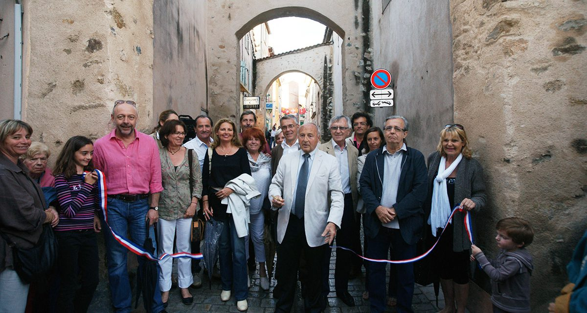 Réhabilitation de la vieille ville (phase 2) : rues de la Miséricorde, de l'Aire du chemin et de la Citadelle