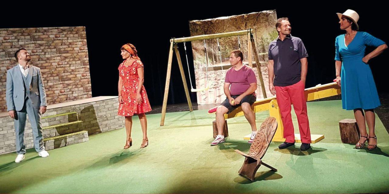Pièce de théâtre : Un petit jeu sans conséquence