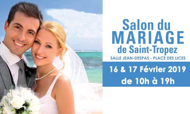 Salon du mariage de Saint-Tropez