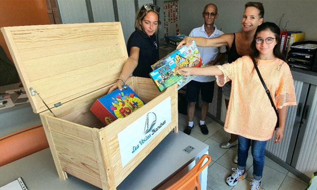 Collecte de jouets pour les enfants hospitalisés
